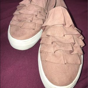 3d1ad4fec7b viscata Shoes | Massoni Leather Espadrille Wedge Mules | Poshmark